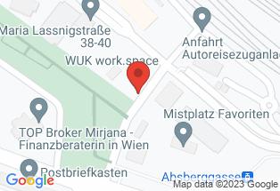 Google map [WUK+work.space]