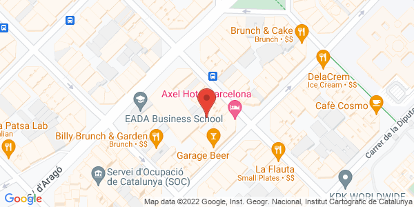 Google Map of C/ Aribau, 35, ES