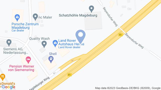 Standortkarte