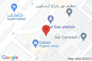 نمایندگی انحصاری کرمان موتور کد 3802 صفاری - موقعیت در نقشه