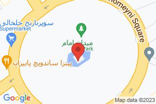 استخدام کارشناس فروش در ساری - موقعیت در نقشه