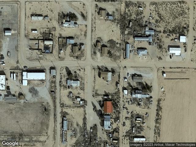 306 Millican St, Sierra Blanca, TX 79851