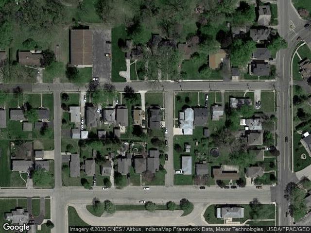701 W Washington St, Rensselaer, IN 47978