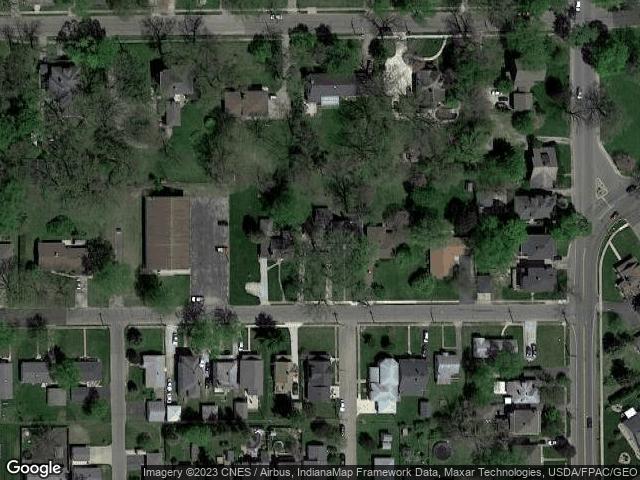 702 W Washington St, Rensselaer, IN 47978