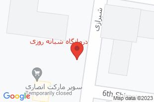 خرید و فروش مغازه در اصفهان - موقعیت در نقشه
