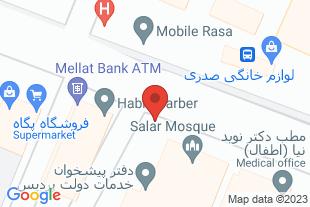 آموزش تخصصی PLC در تبریز - موقعیت در نقشه