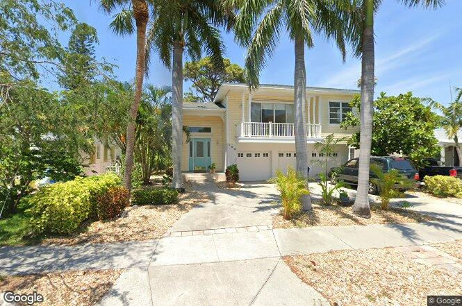 House For Sale At  Ave St Pete Beach Fl