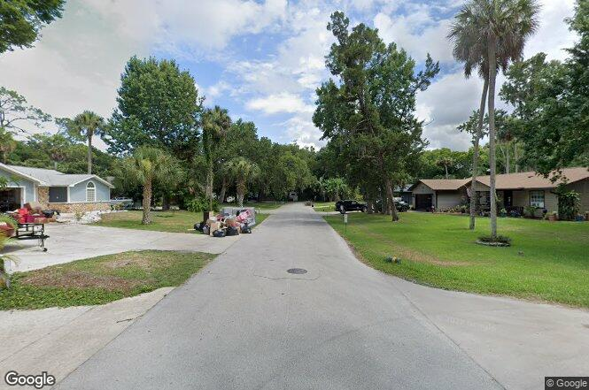 Ormond Beach Mobile Home With Land