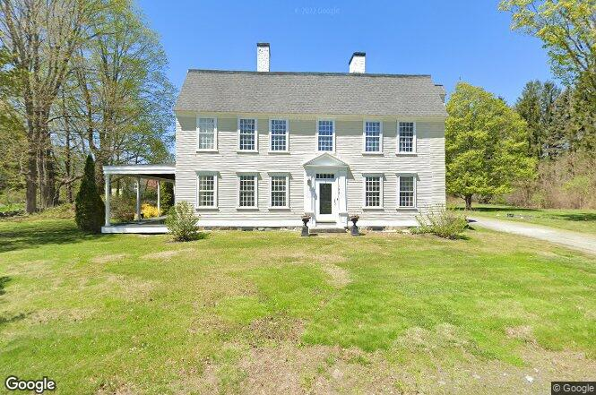 Phillips Manse 168 Osgood St North Andover. 1752