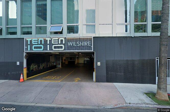 Not For 1010 Wilshire Blvd 1409 Los Angeles