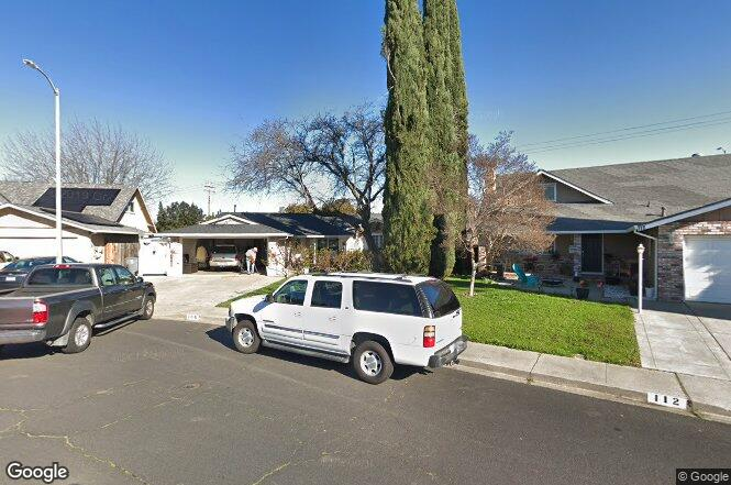 Not For Sale106 Arrowhead Ct Vacaville