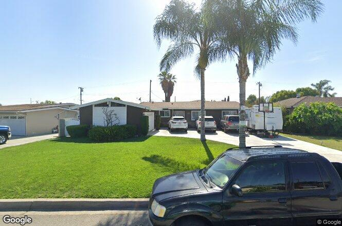 Not For 1223 S Mullender Ave West Covina