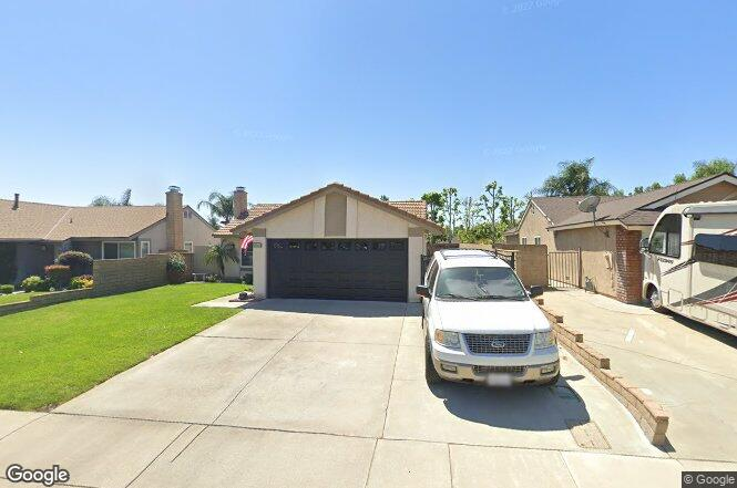 Not For 12533 Pistache St Rancho Cucamonga