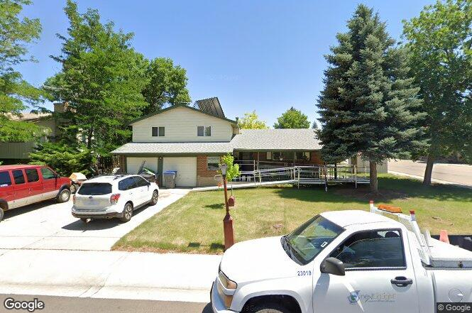 Not For 1542 S Terry St Longmont Co 80501