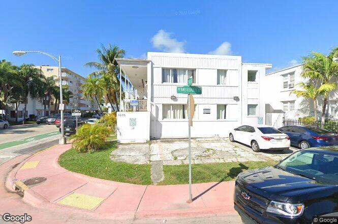Not For 1600 Pennsylvania Ave Apt 9 Miami Beach