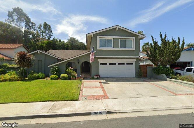 Not for Sale26826 Salinas Ln. Mission Viejo, CA 92691
