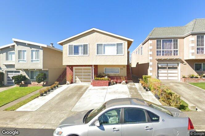 Not For 278 St Catherine Dr Daly City