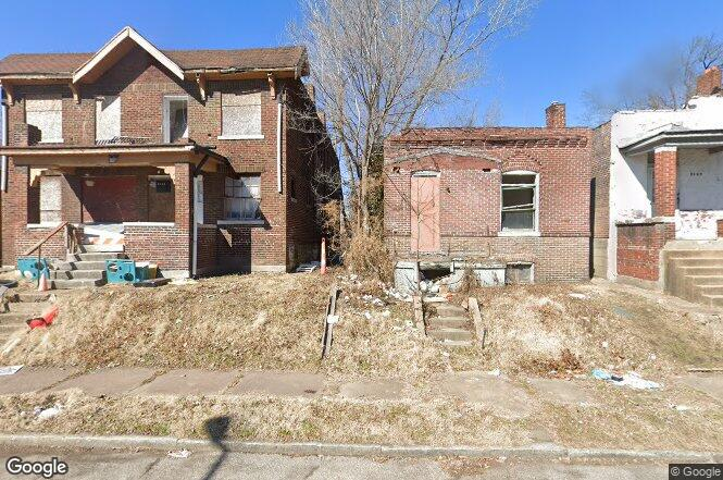 3107 Rolla Pl St Louis Mo 63115 Redfin