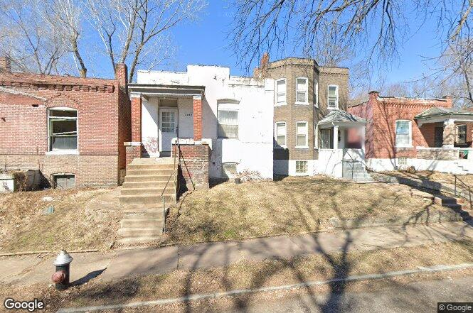 3111 Rolla Pl St Louis Mo 63115 Redfin