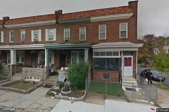 3152 Ellerslie Ave Baltimore Md 21218 Redfin