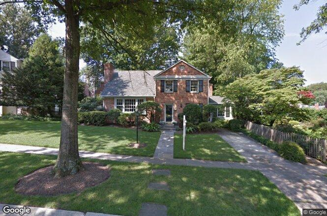 Not for Sale5814 Cromwell Dr. Bethesda, MD 20816