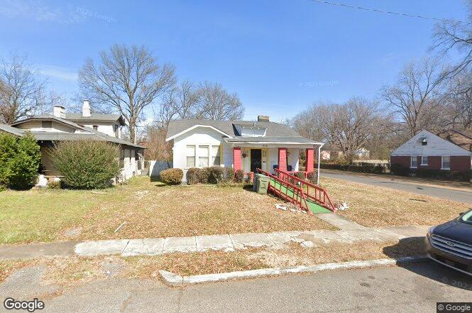 Not For Sale616 E Gage Ave Memphis