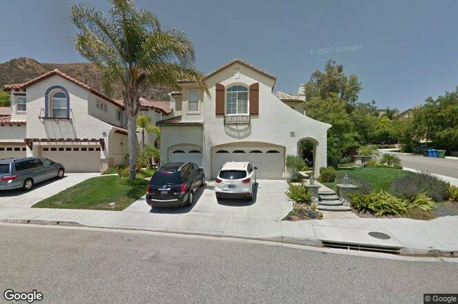 Oak Park California Map.6193 Barons Way Oak Park Ca 91377 Redfin