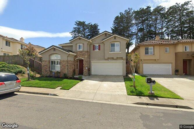 Not For 691 Freesia Dr South San Francisco