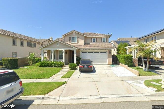 Not For 7614 Iron Horse Pl Rancho Cucamonga