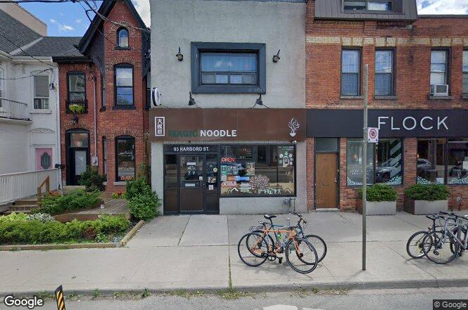 Not For Sale93 Harbord St