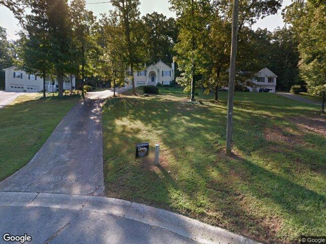 16 Weeping Willow Ln Nw Cartersville GA 30121