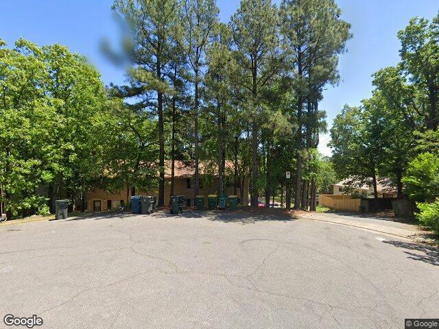 Rental Property Heights Little Rock Ar