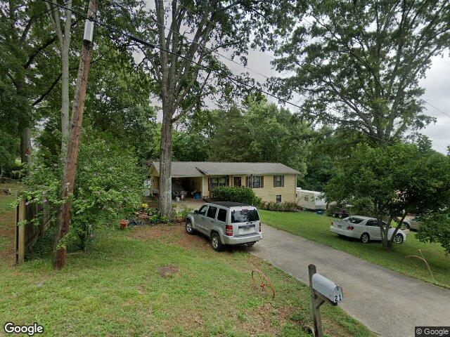 21 Willow Ln Nw Cartersville GA 30121