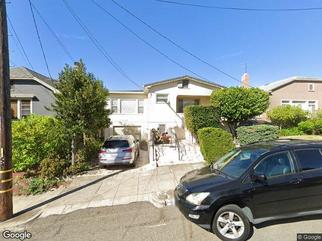 537 Rosal Ave Oakland CA 94610