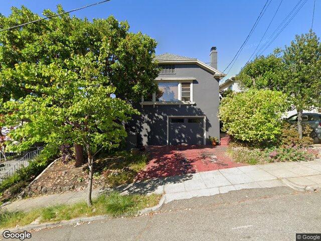 541 Rosal Ave Oakland CA 94610