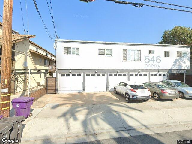 Cherry Ave Long Beach Ca