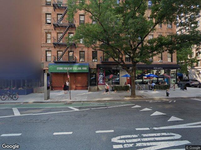 592 Amsterdam Ave New York NY 10024