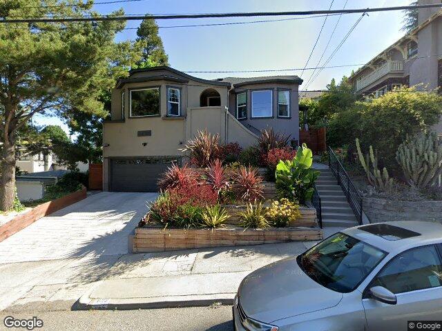 622 Rosal Ave Oakland CA 94610