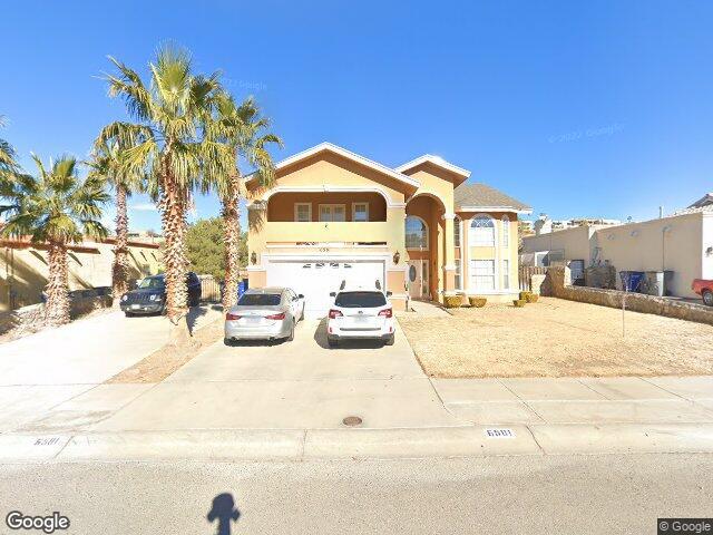 Property Value El Paso Tx