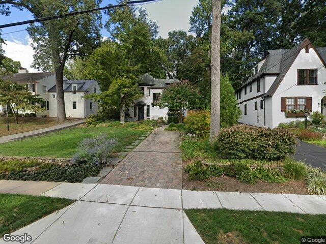 7017 meadow ln chevy chase md 20815 - Maison ecologique maryland chavy chase ...