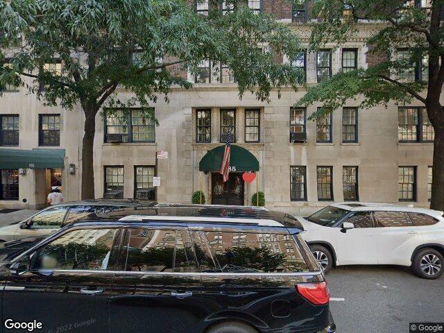 885 Park Ave New York NY 10075