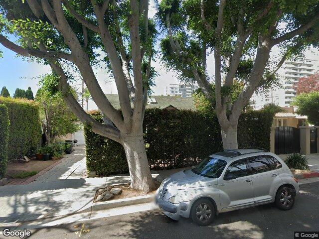 9018 Vista Grande St Los Angeles CA 90069