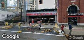 This Brightly Lit Parking Facility Is Under Granville Square On The North Side Of West Cordova Street At A Clean And Dry Place To Park For