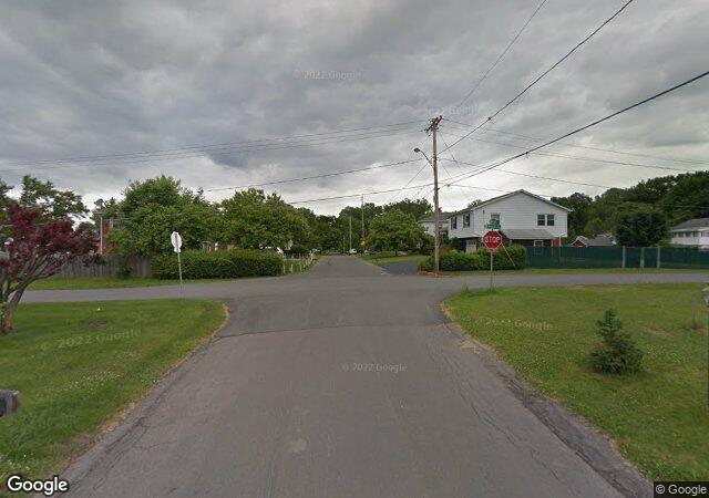 Google Street View for the listing