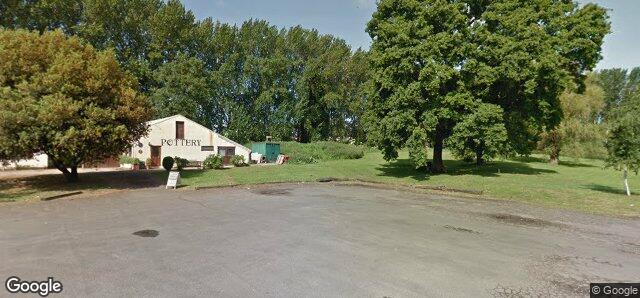 Google streetview of location