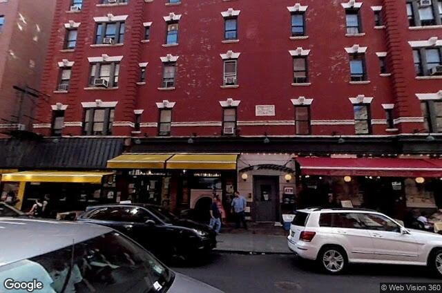 168 Mulberry Street