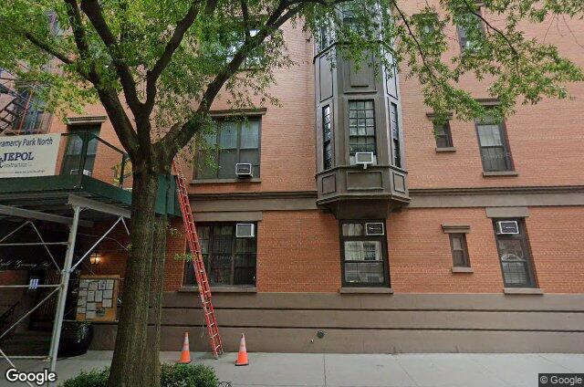 37 Gramercy Park East
