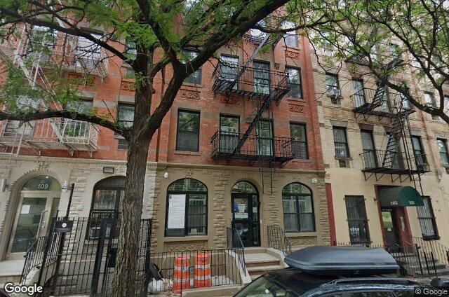 107 West 105th Street