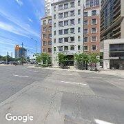 Street View of 150 MAIN Street West, Hamilton, Ontario