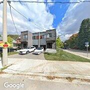 Street View of 156 Waterloo Street, Kitchener, Ontario